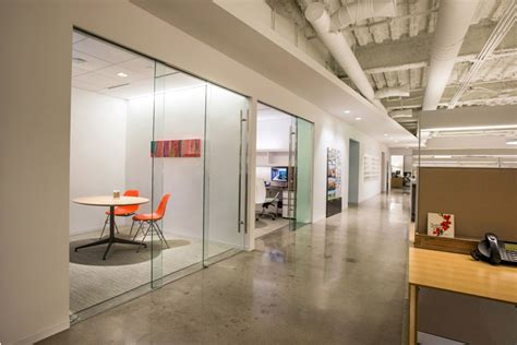 Operable Glass Partitions - Klein - Interior Tech