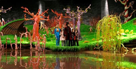 12 Things You Should Know About Charlie & The Chocolate