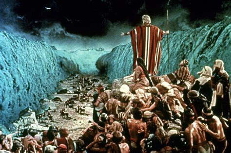 How Did Moses Part the Red Sea? - WSJ