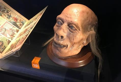 See The Severed Head Of Jeremy Bentham | Londonist