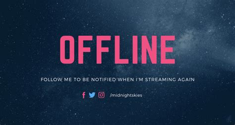 Customize 52+ Twitch Banner templates online - Canva