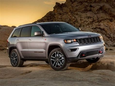 Jeep Grand Cherokee LIMITED 2018 Price & Specs | Motory