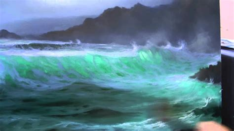 ADDING DARKNESS, HIGHLIGHTS AND DETAIL TO A SEASCAPE