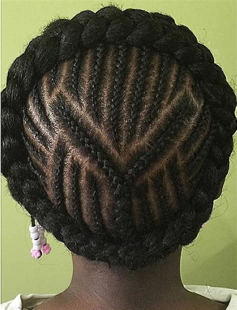 64 Cool Braided Hairstyles for Little Black Girls – Page 4