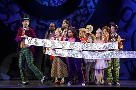 Theater Review: CHARLIE AND THE CHOCOLATE FACTORY